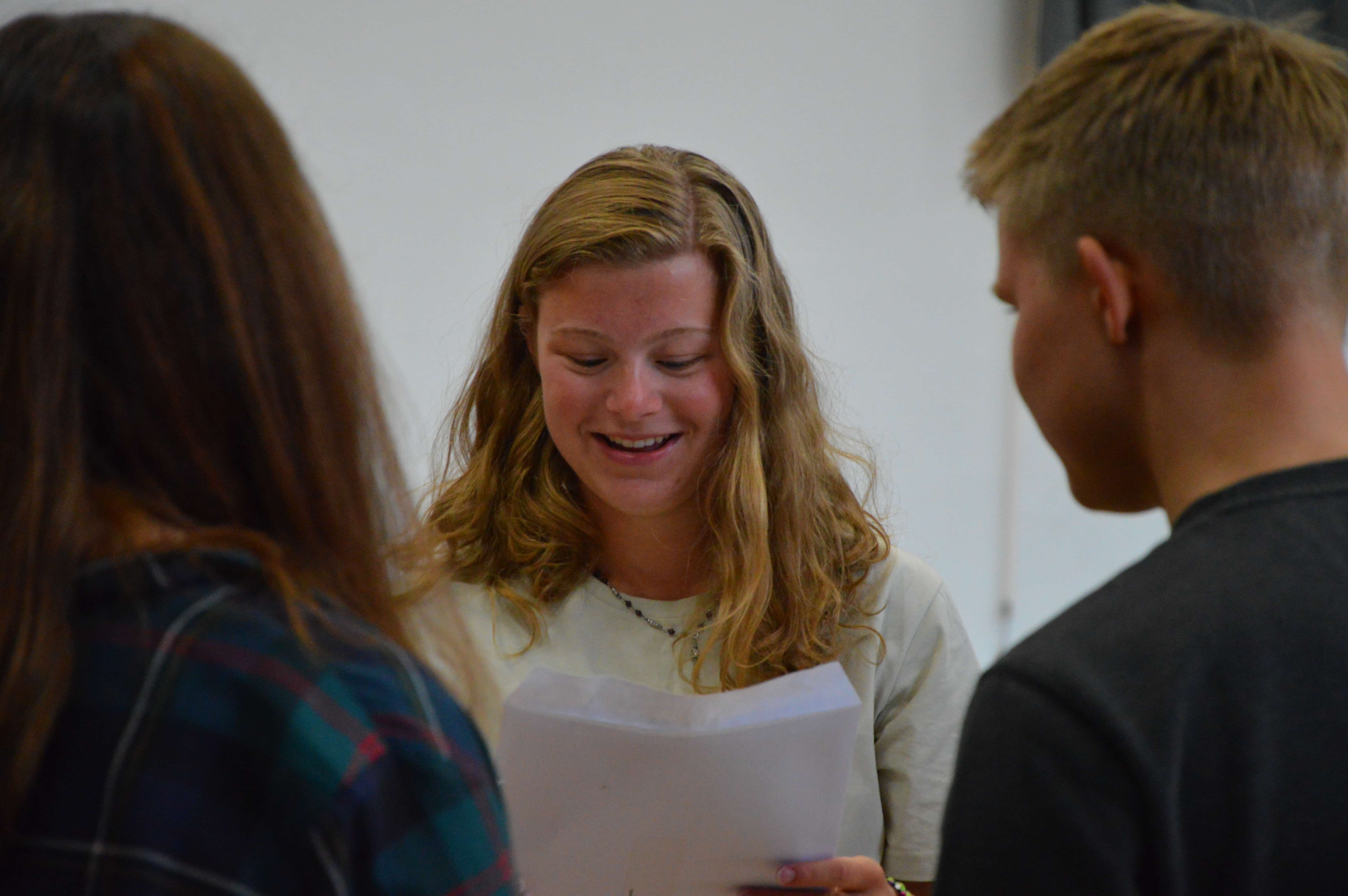 GCSE Results 2019 - 03