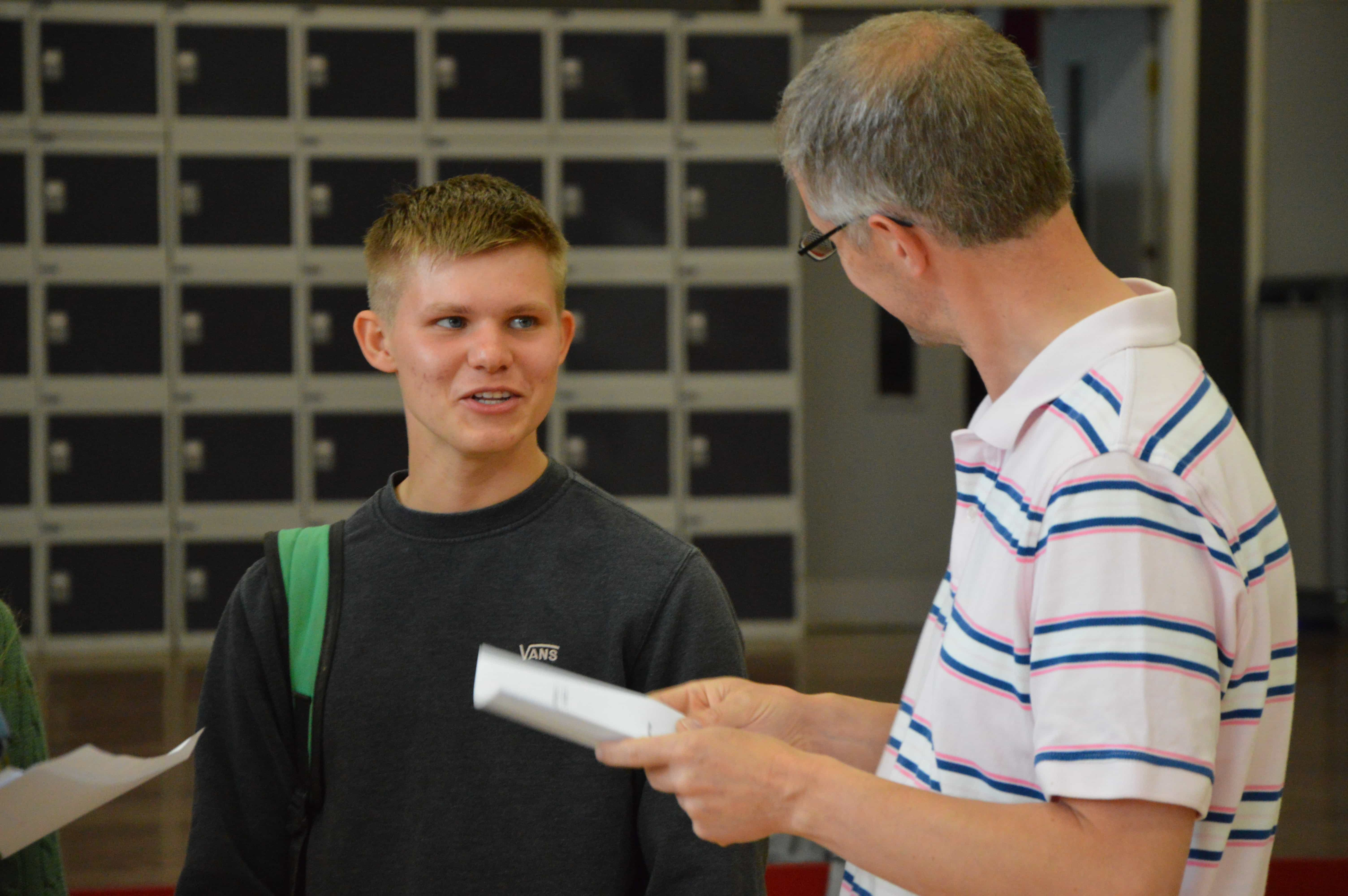 GCSE Results 2019 - 04